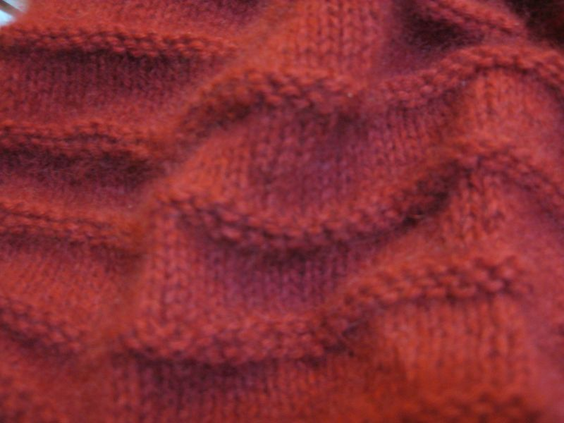 SUNSET RED COWL 003